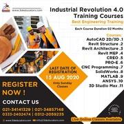 Industrial Revolution 4.0 Training Courses – 3D Educators
