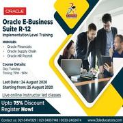 Oracle E - Business Suite R - 12 Training